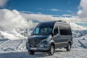 2018 Mercedes-Benz Sprinter 319 CDI 4x4 Tourer