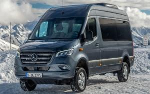 2018 Mercedes-Benz Sprinter 319 CDI 4x4 Tourer (WW)
