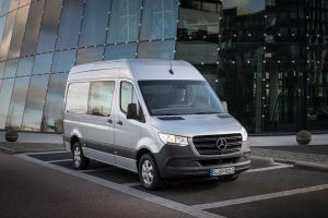 Mercedes-Benz Sprinter 319 CDI Panel Van 2018 года