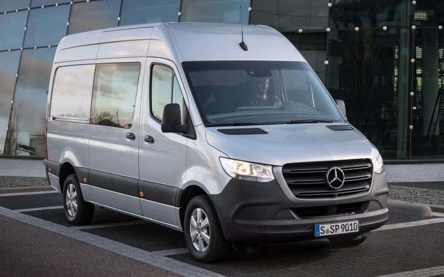 Mercedes-Benz Sprinter 319 CDI Panel Van
