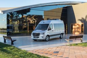 2018 Mercedes-Benz Sprinter 319 CDI Tourer