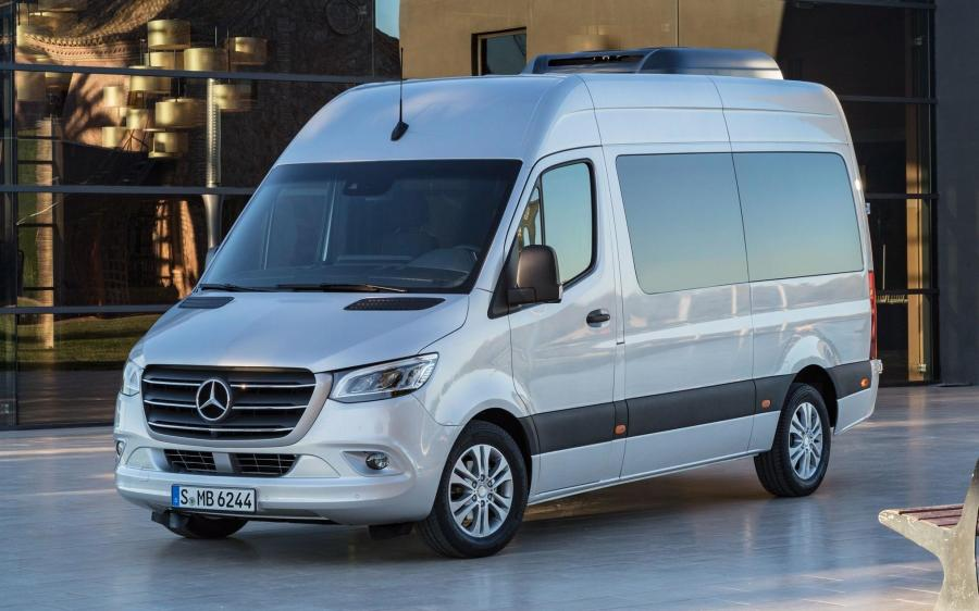 Mercedes-Benz Sprinter 319 CDI Tourer