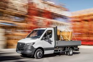 Mercedes-Benz Sprinter 516 CDI Pickup 2018 года (WW)