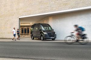 2018 Mercedes-Benz Sprinter Mobility 23