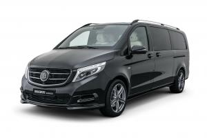 Mercedes-Benz V-Class Business Lounge by Brabus 2018 года