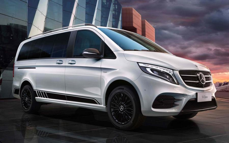 Mercedes-Benz V260 Sport Edition (W447) (CN) '2018