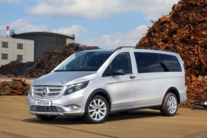 2018 Mercedes-Benz Vito 116 CDI VP Gravity by Hartmann