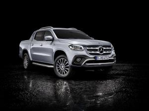 2018 Mercedes-Benz X350 d 4Matic Power