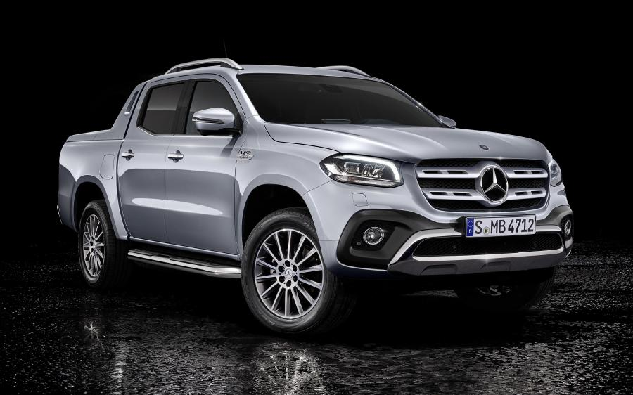 Mercedes-Benz X350 d 4Matic Power