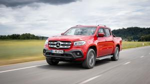 2018 Mercedes-Benz X350 d 4Matic Progressive