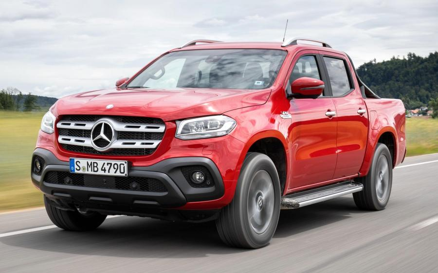 Mercedes-Benz X350 d 4Matic Progressive