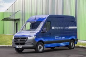 Mercedes-Benz eSprinter 2018 года (WW)