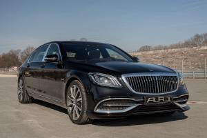 Mercedes-Maybach M 450LS by ART 2018 года