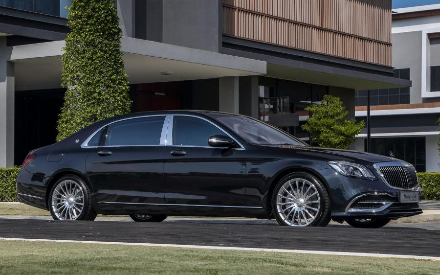 2018 Mercedes-Maybach S560 (MY)