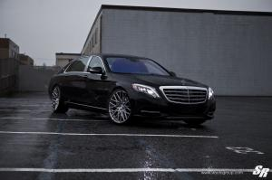 Mercedes-Maybach S600 by SR Auto Group on PUR Wheels (PUR FL25) 2018 года