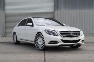 2018 Mercedes-Maybach S600 on Forgiato Wheels (Disegno)