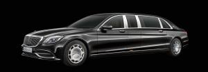 2018 Mercedes-Maybach S650 Pullman