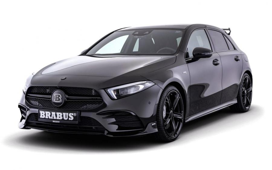 2019 Mercedes-AMG A35 4Matic B35S by Brabus