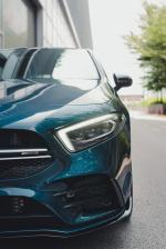 Mercedes-AMG A35 4Matic Edition 1 2019 года (JP)