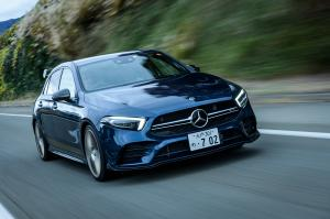 2019 Mercedes-AMG A35 4Matic Edition 1