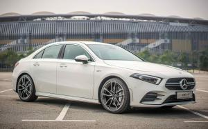 Mercedes-AMG A35 4Matic Sedan 2019 года (MY)