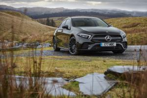 2019 Mercedes-AMG A35 4Matic Sedan