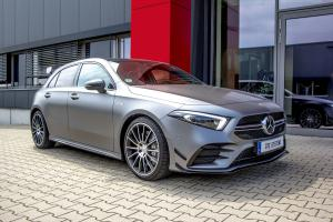 Mercedes-AMG A35 4Matic by DTE Systems 2019 года