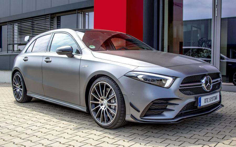 2019 Mercedes-AMG A35 4Matic by DTE Systems