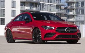 Mercedes-AMG CLA35 4Matic 2019 года (NA)