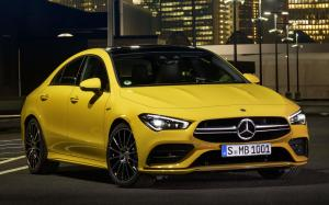 Mercedes-AMG CLA35 4Matic 2019 года (WW)