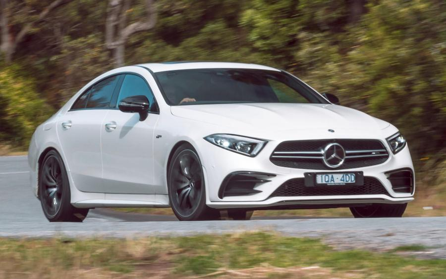 2019 Mercedes-AMG CLS53 4Matic+ (AU)