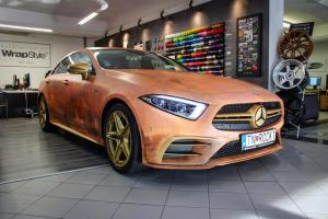 2019 Mercedes-AMG CLS53 4Matic+ by WrapStyle