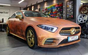 Mercedes-AMG CLS53 4Matic+ by WrapStyle 2019 года