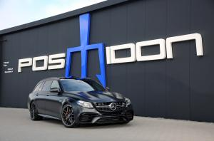 Mercedes-AMG E63 S 4Matic+ Estate RS 830+ by Posaidon 2019 года