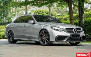Mercedes-AMG E63 by Permaisuri on Vossen Wheels (HF-3) 2019 года