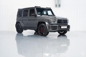 Mercedes-AMG G63 700s Grey by Urban Automotive on Vossen Wheels (UV-1) 2019 года