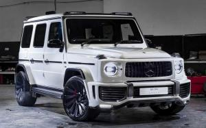 Mercedes-AMG G63 700s by Urban Automotive 2019 года