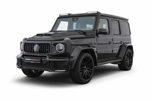 2019 Mercedes-AMG G63 800 Black Ops by Brabus