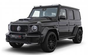 Mercedes-AMG G63 800 Black Ops by Brabus 2019 года