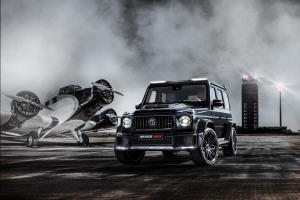 2019 Mercedes-AMG G63 800 Widestar by Brabus