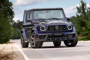 Mercedes-AMG G63 Inferno by TopCar on ADV.1 Wheels (ADV5 M.V1 CS) 2019 года