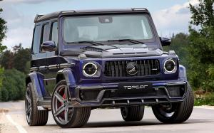 Mercedes-AMG G63 Inferno by TopCar on ADV.1 Wheels (ADV5 M.V1 CS)