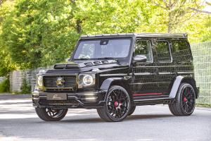 2019 Mercedes-AMG G63 CLR G770 Black by Lumma Design