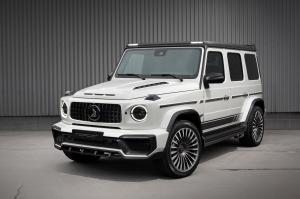 Mercedes-AMG G63 Edition 1 Inferno by TopCar 2019 года