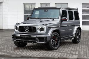 2019 Mercedes-AMG G63 Edition One Inferno by TopCar