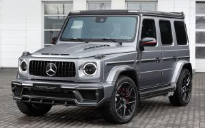 Mercedes-AMG G63 Edition One Inferno by TopCar
