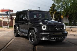 2019 Mercedes-AMG G63 G 700 Inferno by TopCar & Manhart Racing