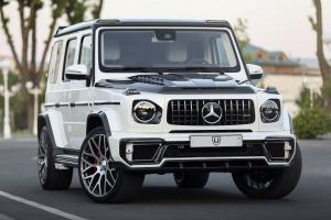 2019 Mercedes-AMG G63 Inferno Matte White by TopCar