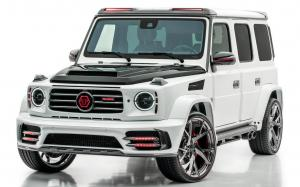 Mercedes-AMG G63 Star Trooper by Philipp Plein by Mansory 2019 года