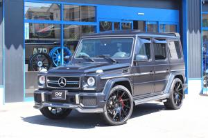 2019 Mercedes-AMG G63 by Azzure Motoring on Forgiato Wheels (S217)